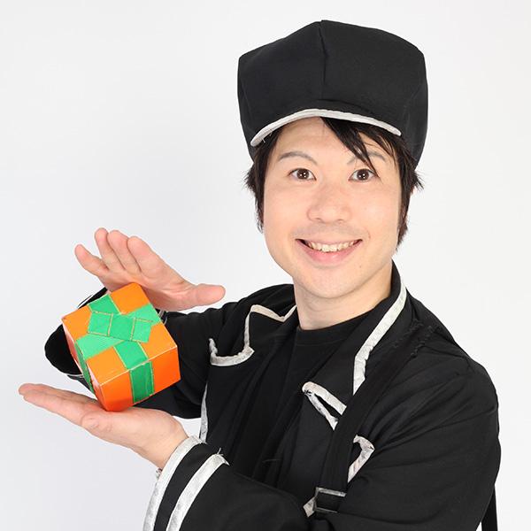 マジシャン・たけし(マジック)